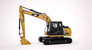 313F L GC Small Hydraulic Excavator