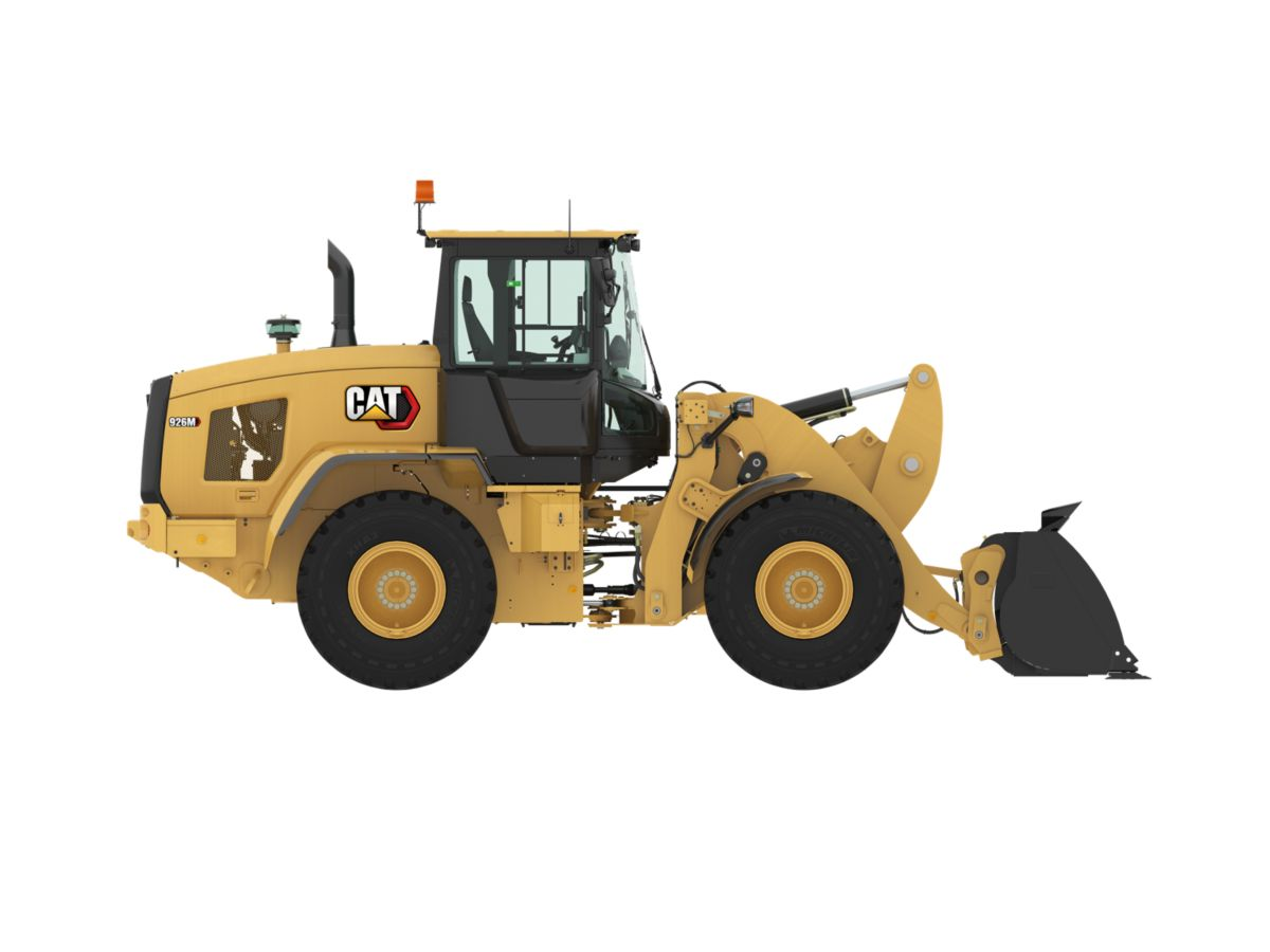 Small Wheel Loaders 926M