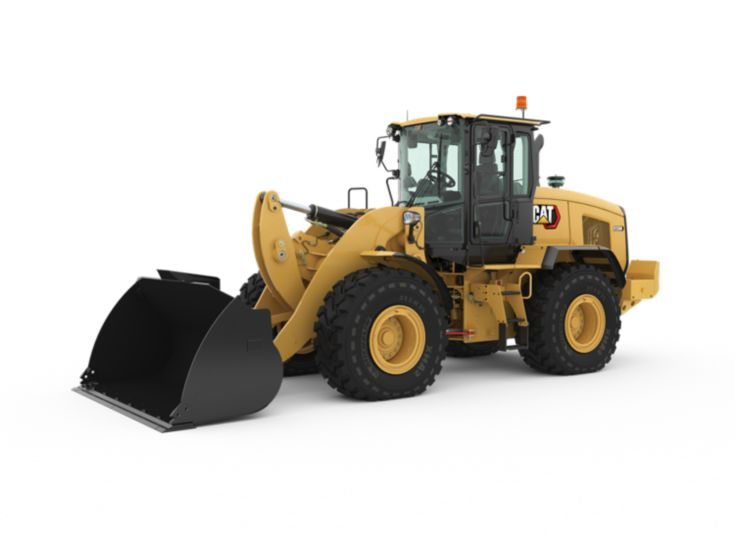Small Wheel Loaders - 938M