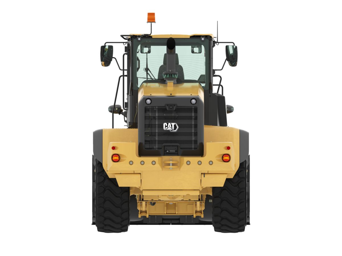 Small Wheel Loaders 938M