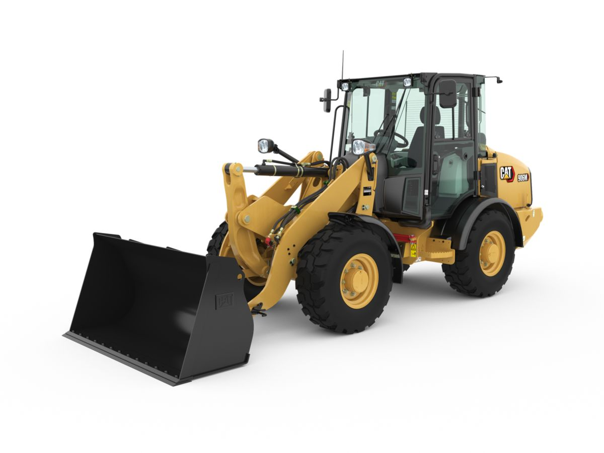 Compact Wheel Loaders 906M
