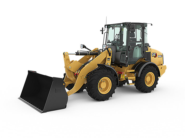 908M Compact Wheel Loader | Cat | Caterpillar