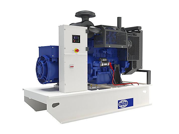 FG Wilson   F50-1   44 6 kVA to 57 5 kVA Diesel Generator