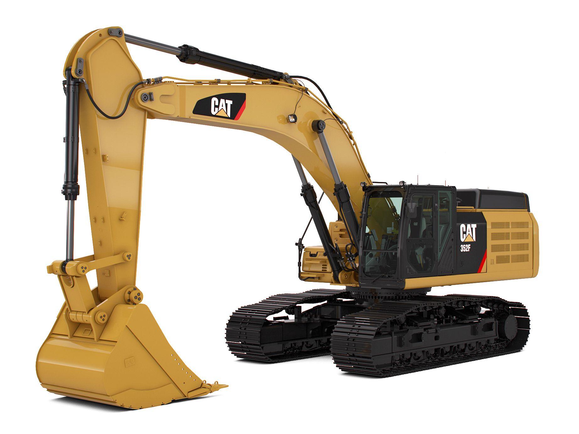 352F Hydraulic Excavator>
