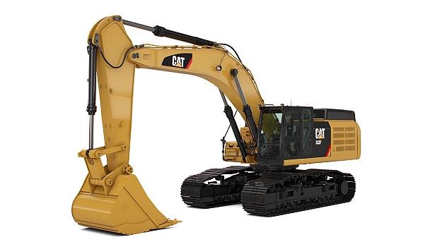 352F Hydraulic Excavator