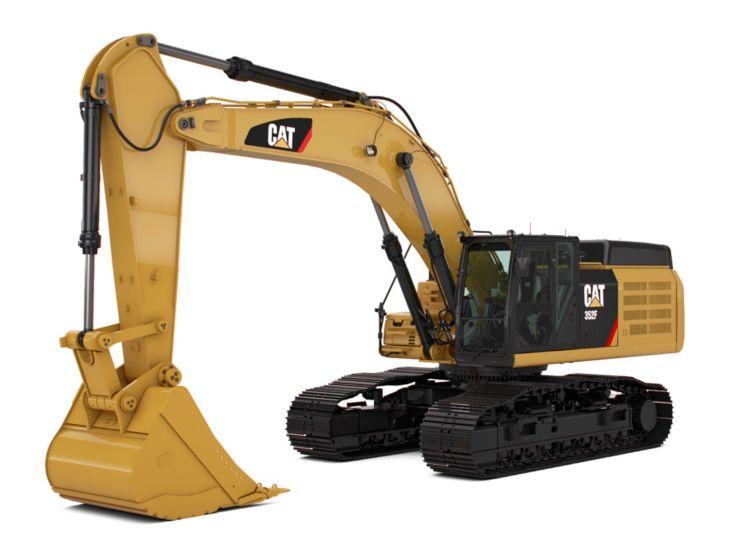 Excavatrices - 352F