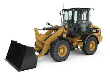 908K - Compact Wheel Loaders