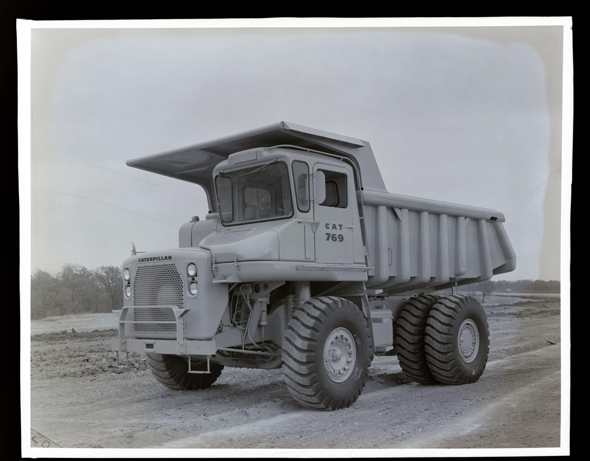 769 off-highway truck