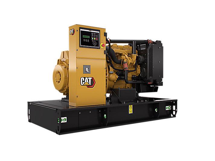 Cat | C4 4 (50 HZ) | 50-110 kVA Diesel Generator | Caterpillar