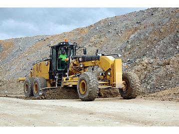 Cat | 24 Mining Motor Grader Customers | Caterpillar