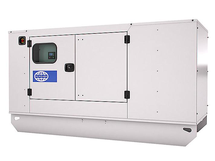 FG Wilson | P33-3 | 30 kVA to 37 5 kVA Diesel Generator