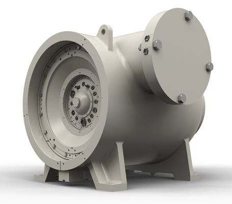 Titan 250 Gas Compressor Packages Solar Turbines