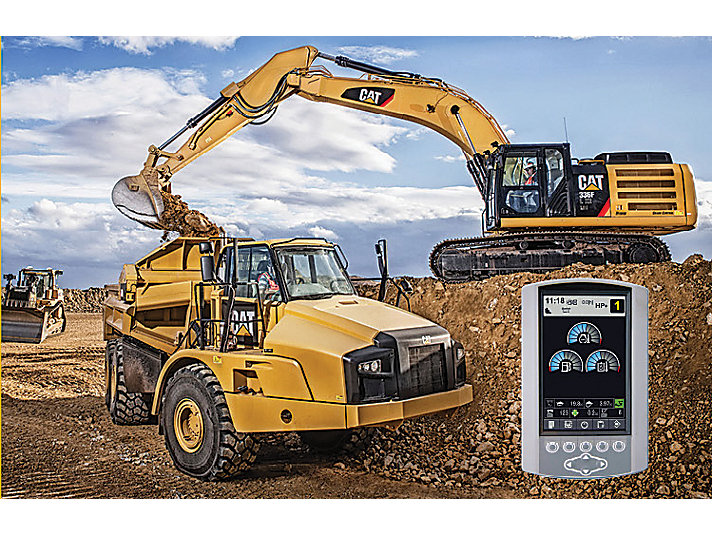 Cat | Cat Payload with Production Measurement | Caterpillar