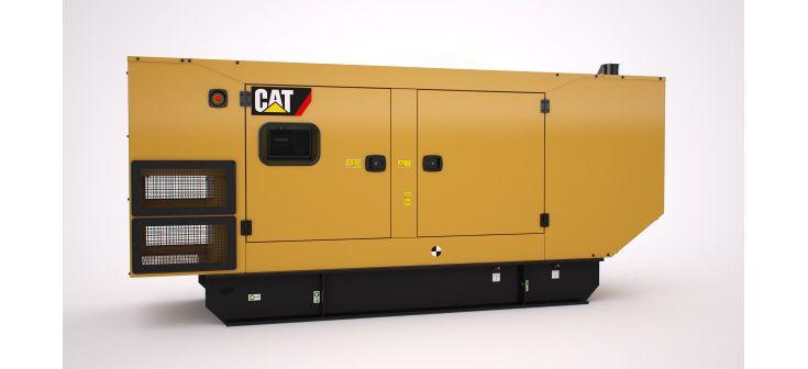 Generator Set Enclosures - C9 230-275 kVA ACERT