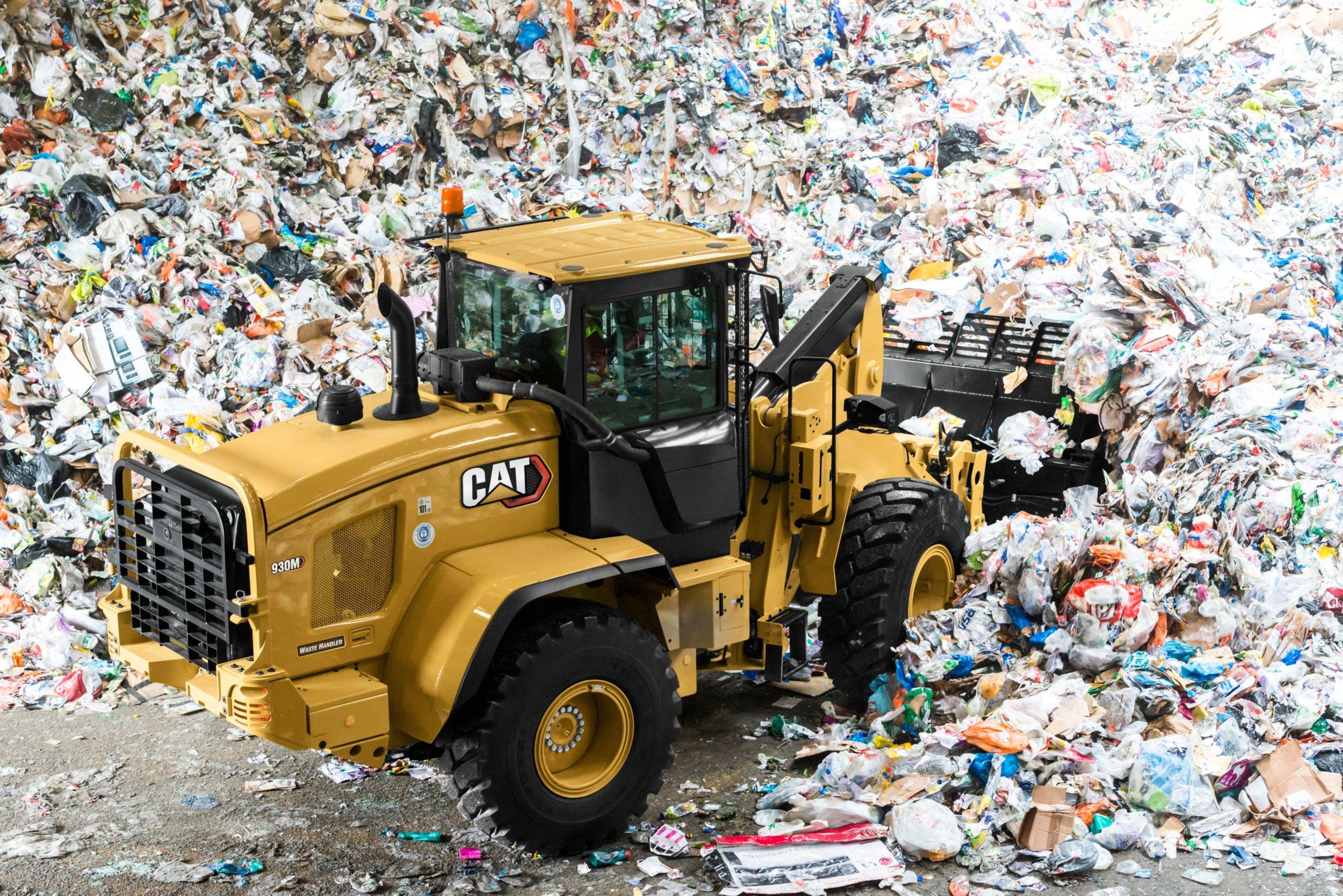 930M Waste Handler>