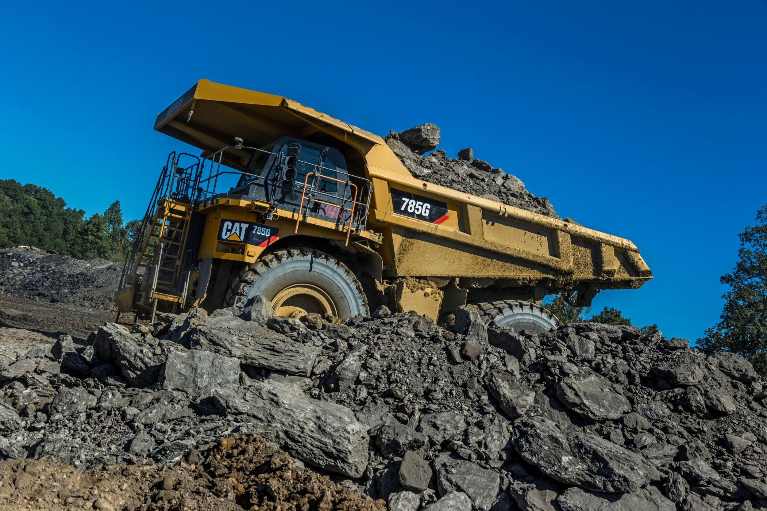 785G Mining Truck>