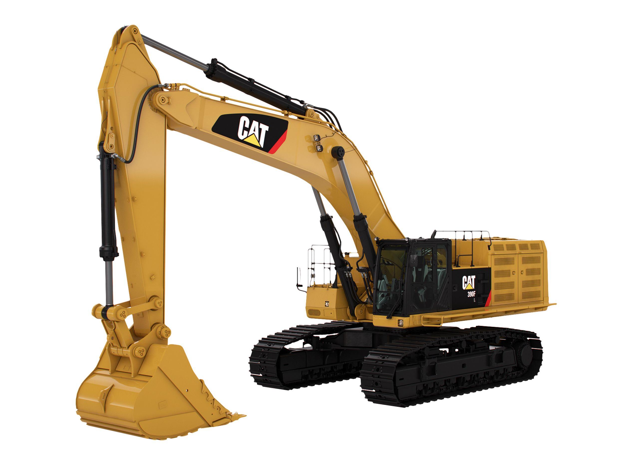 390F Hydraulic Excavator