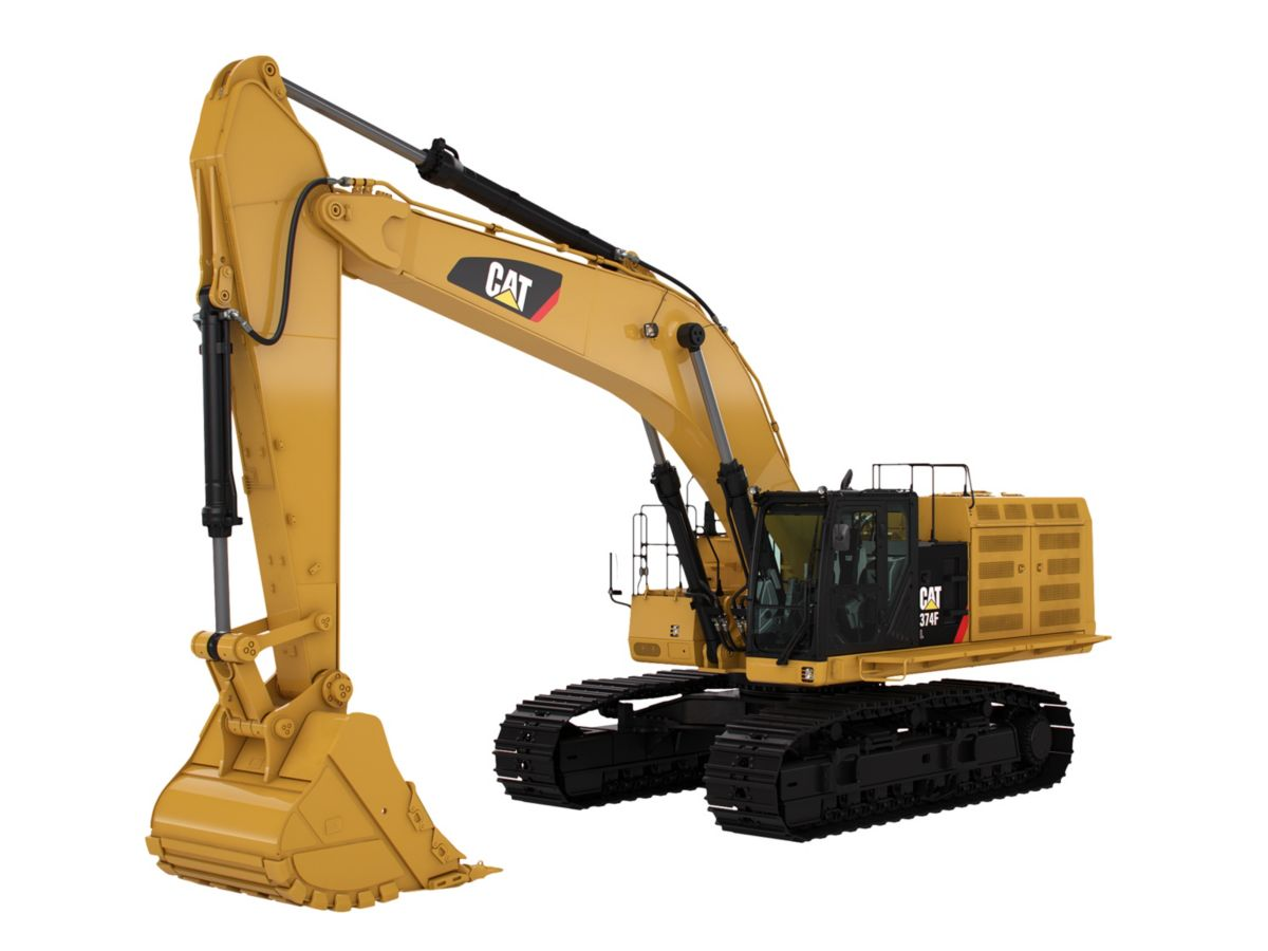 374F Hydraulic Excavator