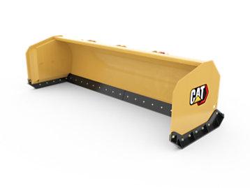 Foto del Plancha de empuje quitanieves recta de 3,8m (12pies) con cuchilla retráctil de acero