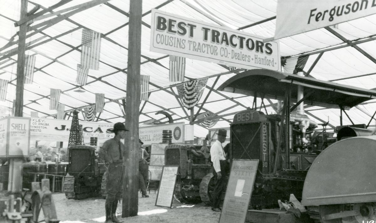 Cousins was originally a C.L. Best dealer, one of our two predecessor companies.