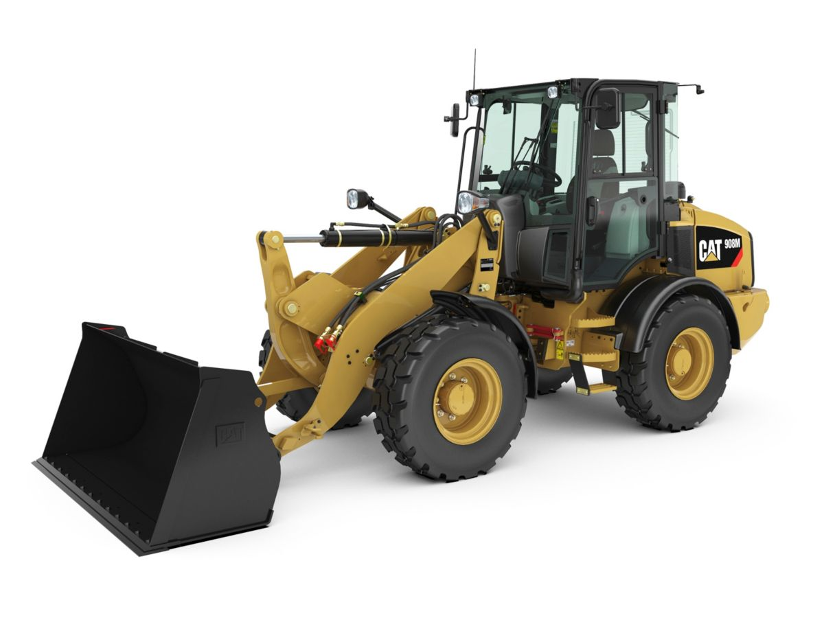 Compact Wheel Loaders 908M
