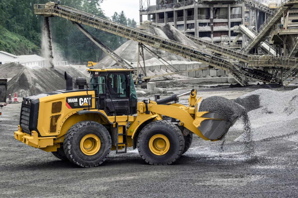 966M XE Medium Wheel Loader>