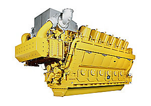 G12CM34 Gas Engine