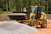 Small Wheel Loader Multi-Purpose Bucket Loading Gravel