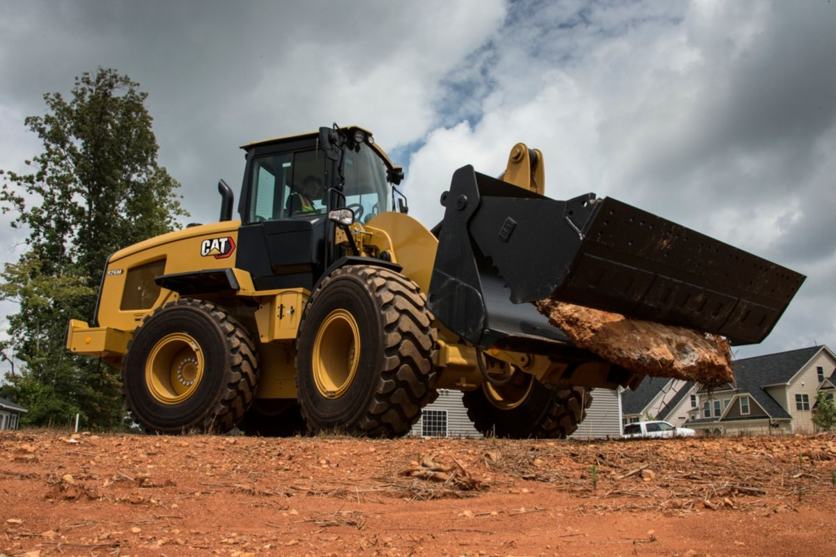 926M Small Wheel Loader>