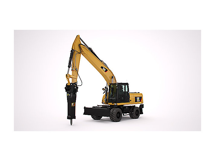 Cat | M322D2 Wheeled Excavator | Caterpillar