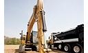 316F L Hydraulic Excavator truck loading