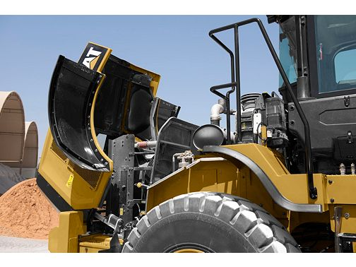 950L - Medium Wheel Loaders