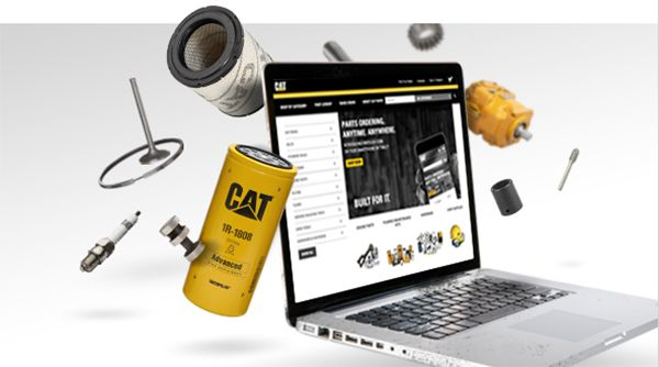 Cat® parts make the difference