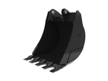 762 mm (30 in), Pin On - Heavy Duty Rock Buckets
