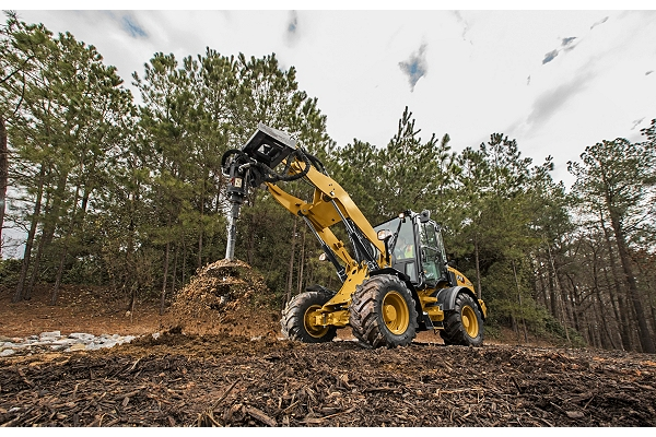 New Cat Wheel Loaders For Sale - New York & Connecticut