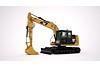 313F Hydraulic Excavator marketing ready geometry