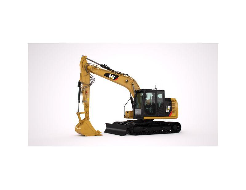 313F Hydraulic Excavator