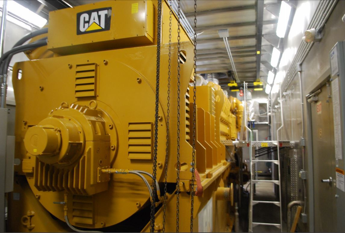 4 Easy steps to protect your Cat engine or generator set