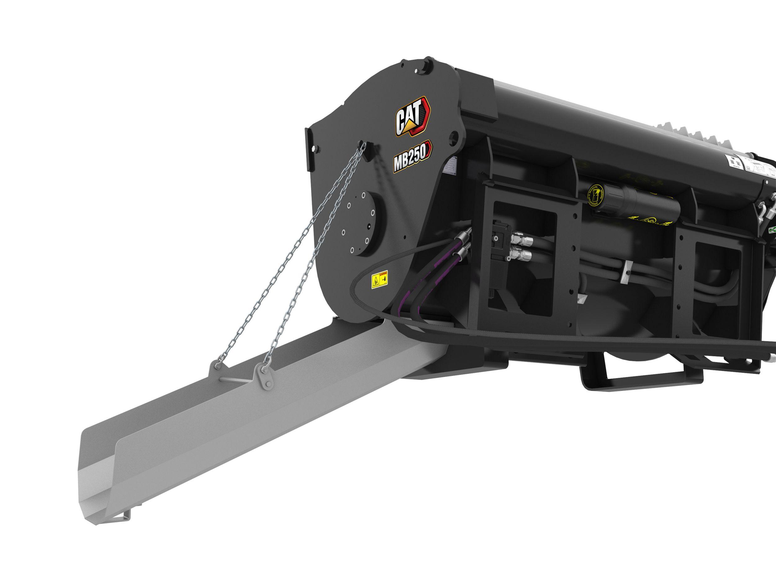 MB250 buckets-skid-steer-loader