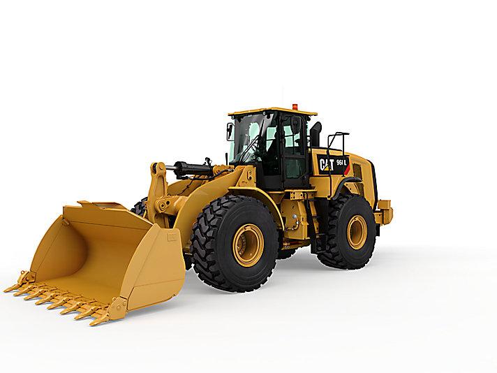Cat 966l Wheel Loader Front Loader Caterpillar