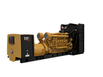Cat | Diesel Generators | Large Generators | Caterpillar