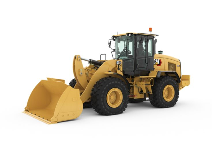 Small Wheel Loaders - 938M Aggregate Handler