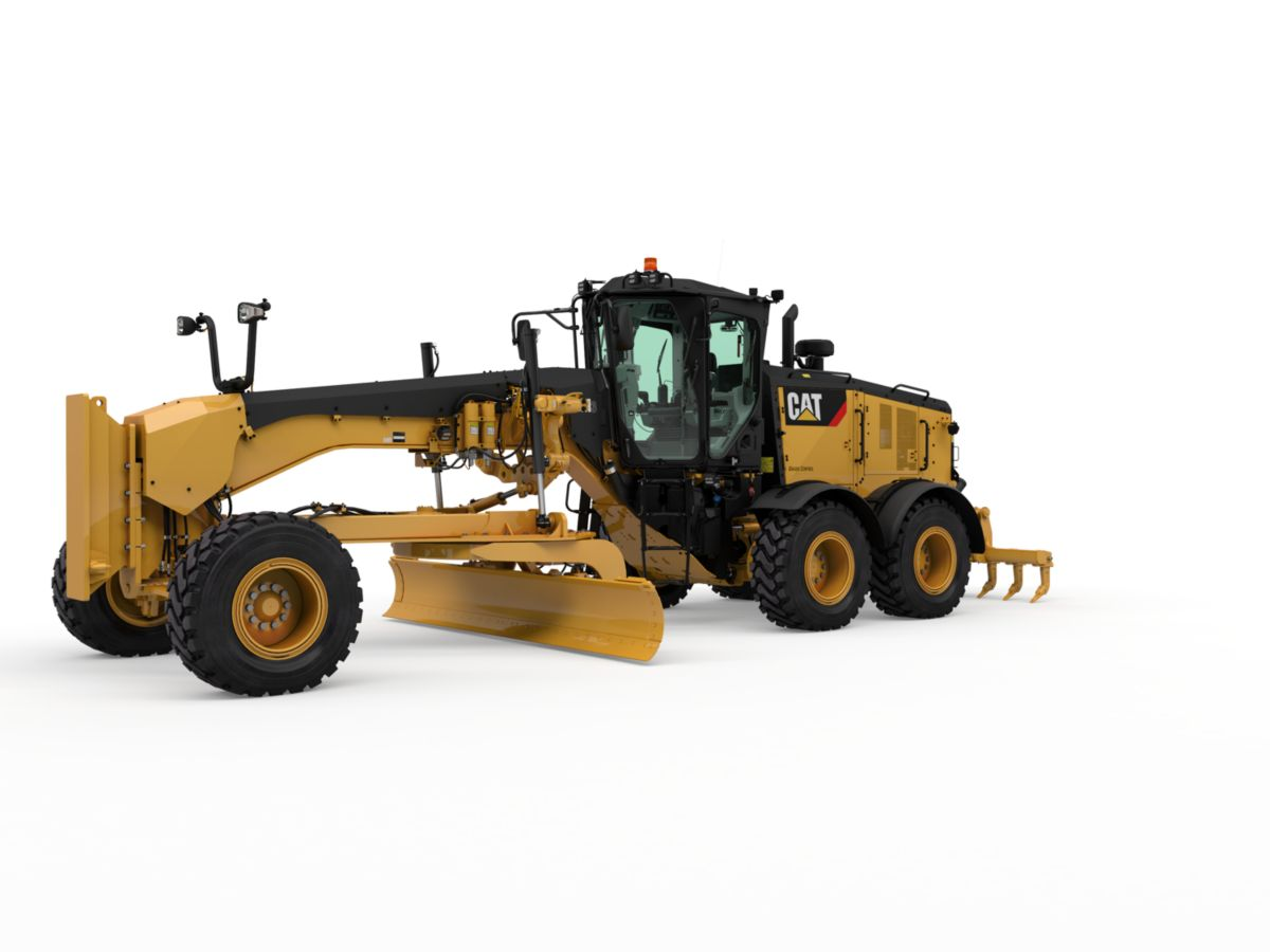 New Caterpillar 14M3