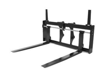 1829 mm (72 in) - Pallet Forks