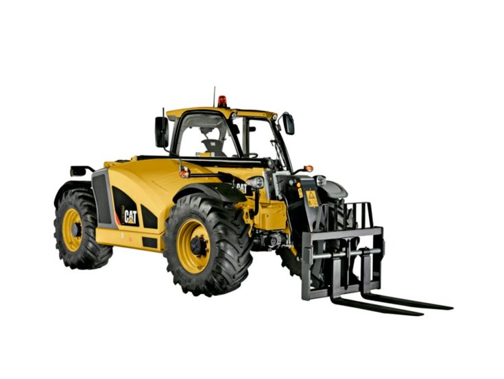 Skid Steer and Compact Track Loaders - TH3510D Ag Handler