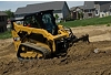 Cat® Dozer Blade at Work
