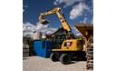 M317F Wheeled Excavator