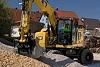 M314F Wheeled Excavator