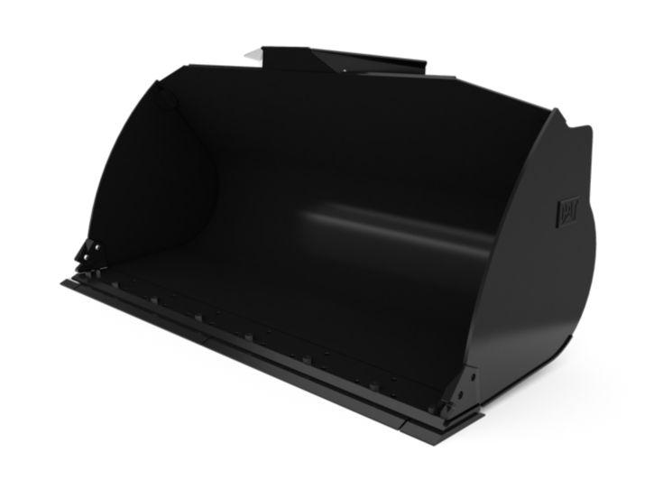 Buckets - Loader - 2.7 m3 (3.5 yd3), Fusion™ Coupler, Bolt-On Cutting Edge