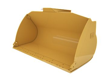 2.5 m3 (3.2 yd3), Pin On - General Purpose Buckets - Performance Series